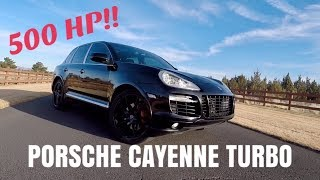 Porsche Cayenne TURBO ***Drive and Review***