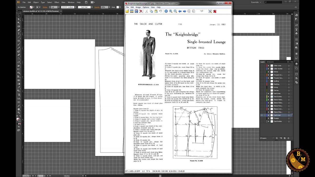 Mens jacket pattern making - Unsubscribe