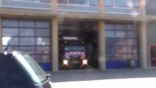 Ts 4232 rukt uit naar voertuigbrand te Bornwird
