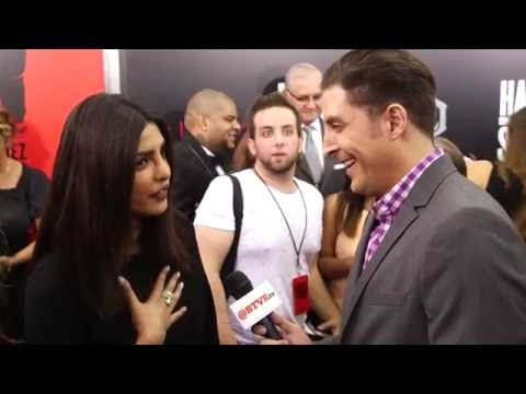 "Priyanka Chopra at the ""Hands of Stone"" Premiere Behind The Velvet Rope with Arthur Kade"