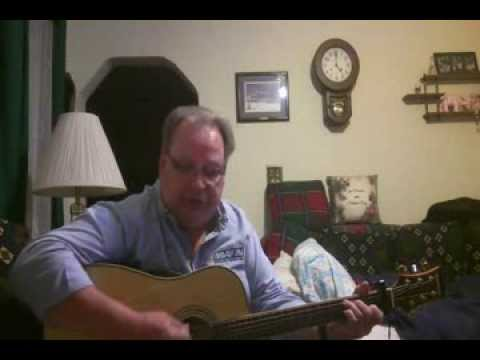 """Dark As A Dungeon"" by Johnny Cash (Cover)"