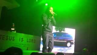 Kendrick Lamar - Look Out For Detox (LIVE) - Nokia Theatre Oct. 17, 2012