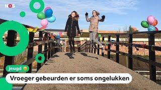 Actie geslaagd: kinderen krijgen loopbrug bij school