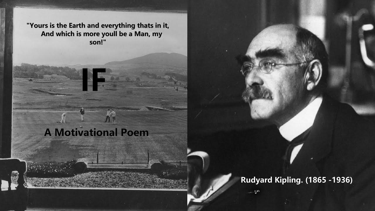 poem if by rudyard kipling in hindi