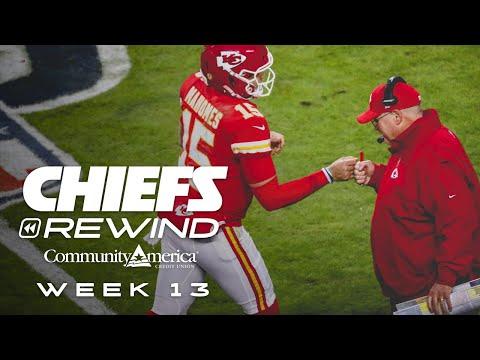 Chiefs Vs. Raiders Week 13 Recap   Chiefs Rewind