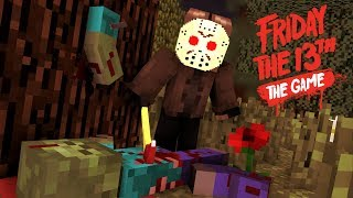 Monster School FRIDAY THE 13TH Minecraft Animation