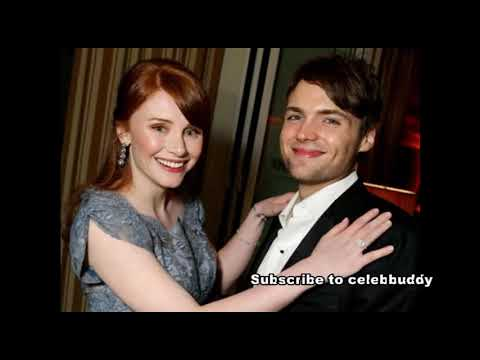 Bryce Dallas Howard with her Handsome Husband Seth Gabel Lovely Album...Cute Couple!!