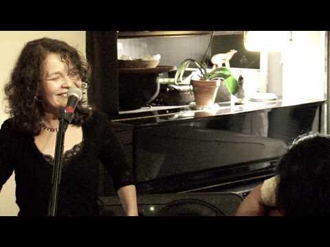 LUCIA PULIDO Y STOMU TAKEISHI en Casa Mezcal, NY