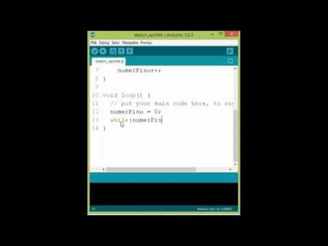 Pętle: While, Do While, For [Arduino Od Podstaw]