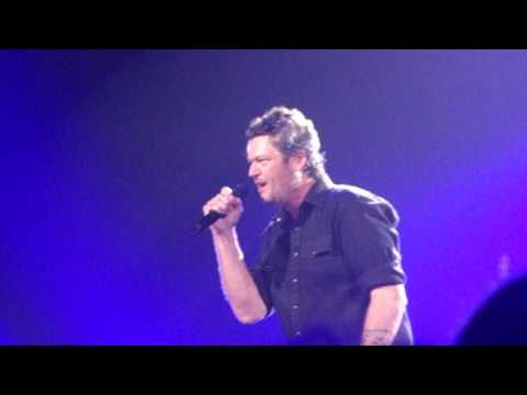 Blake Shelton - Footloose [10.07.2016]