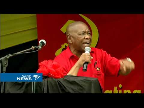 Nzimande takes a swipe at ANC, likens it to 'a big brother in the alliance'