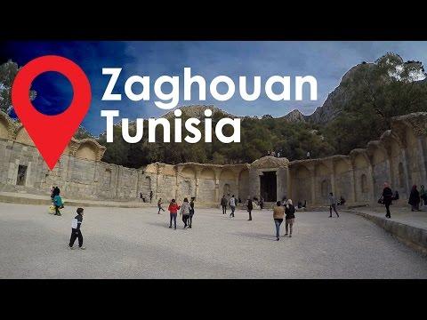 Zaghouan   Tunisia   Hiking
