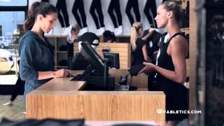 Fabletics Commercial | They're Black