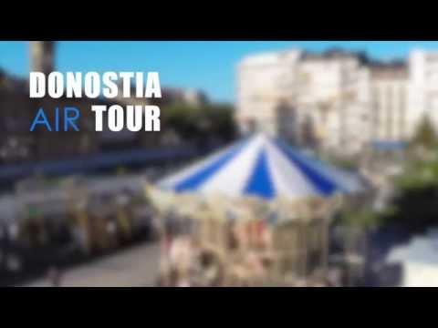 Donostia Air Tour