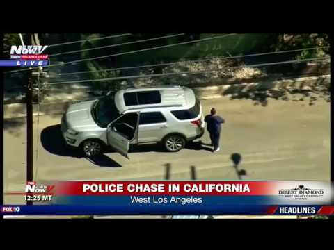 FNN: California Police Chase