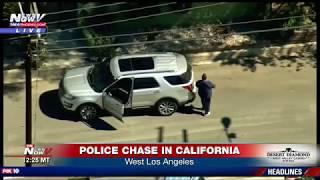 FNN: California Police Chase