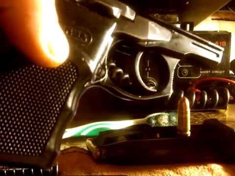 Bersa Thunder mini 9mm