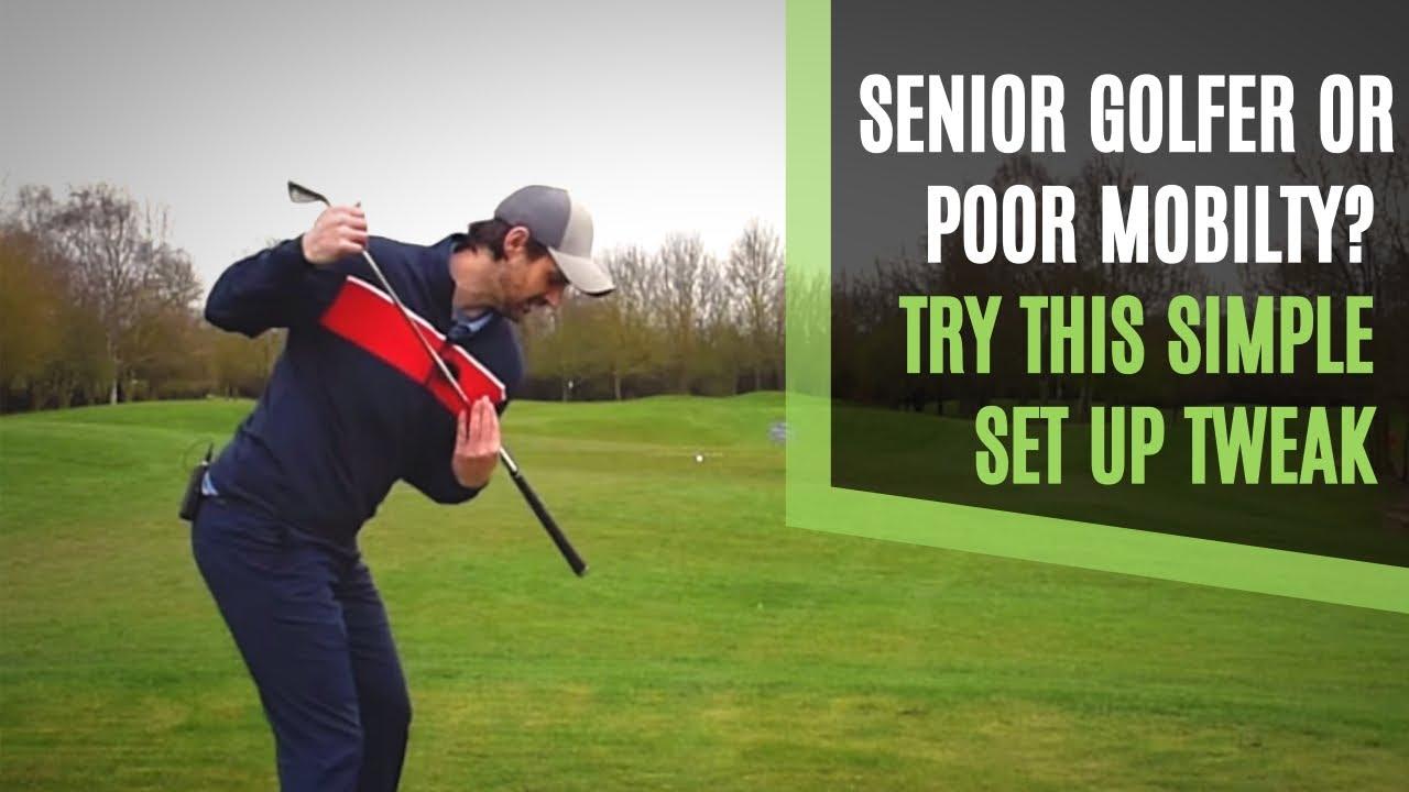 Amazing Golf Swing Tips For Seniors
