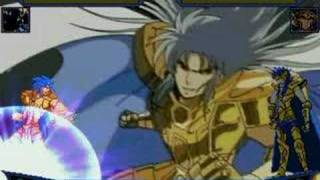Saint Seiya - Mugen Game - Special Moves With Links To Download Game...