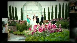weddings receptions at como park zoo conservatory
