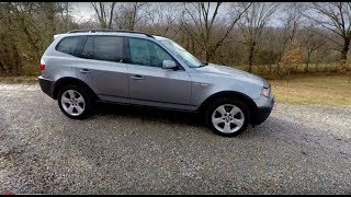 What to look for when buying a BMW X3 E83 03-2010 A detailed Step by Step Purchasing Guide