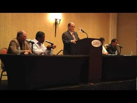 2012 CoSIDA Convention video: Sourcing - the ever-changing media sourcing standards of today