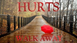 Watch music video: Hurts - Walk Away