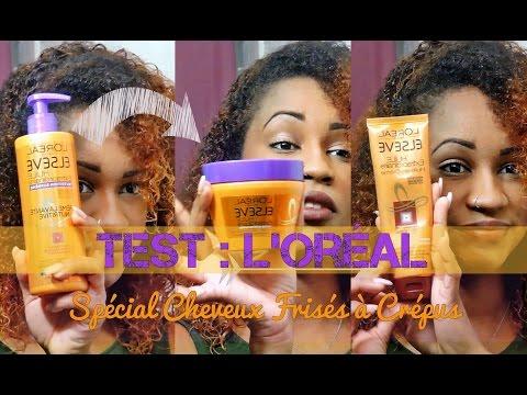l'Oréal (Spécial) Cheveux Frisés à Crépus