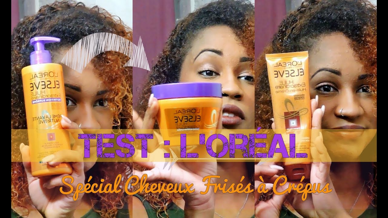 Shampoing repousse cheveux l'oreal