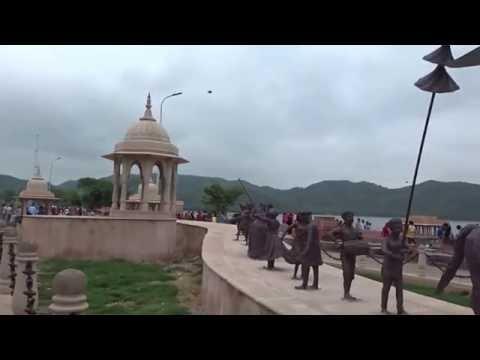 Jalmahal(water palace)Jaipur Renovation