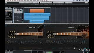 Ample Guitar SJ Demo Song.