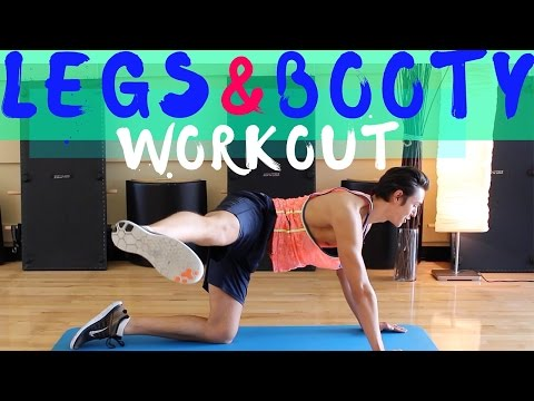 Love Your Legs Workout