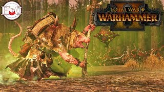 Undead vs Rats - Total War Warhammer 2 - Online Battle 34