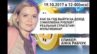 Как заработать без вложений 600 000 рублей за 3 месяца. Сложно, но возможно!   Работа на дому