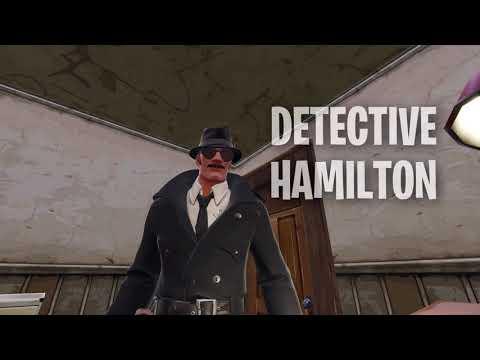 Detective Hamilton INTRO