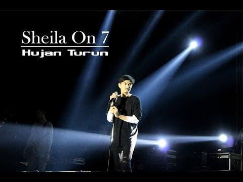 Syahdu Live Konser Sheila On 7 - Hujan Turun Live Konser Chimporia 2 Yogyakarta HD