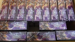 Opening a Yugioh Dimension of Chaos 1st Edition Booster Box!!! Plus San Jose YCS UPDATE!!