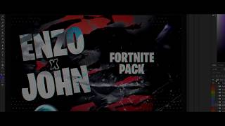 Enzo x John Fortnite Graphics Pack preview