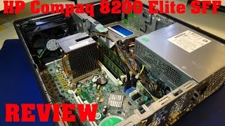 review hp compaq 8200 elite sff