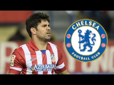 Diego Costa Transfers Chelsea? Courtois Staying Atletico Madrid?
