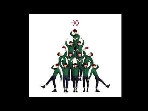 [Full Album]EXO - Miracle In December 12월의 기적_(Korean ver.)