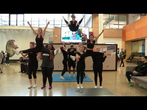 UWSU Dragons 'We Are Westminster' Music and Dance Performance