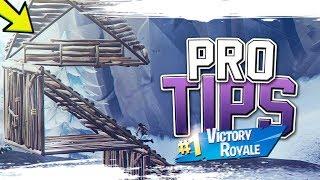 TOP 5 *NEW* Advanced Fortnite Building TIPS & TRICKS !