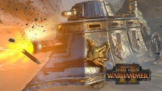 LEARNING WITH TANKS - Empire vs High Elves // Total War: Warhammer II Online Battle