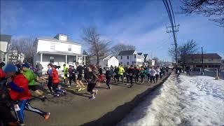 Start ~ On the Run Half Marathon