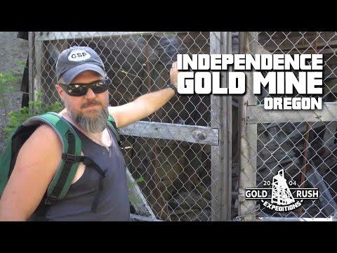 Independence Mine - Oregon - 2016