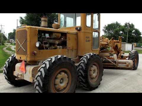 Classic machines: Caterpillar's No 12 motor grader - Contractor Magazine