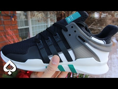 hot sale online 007ad 84093 Adidas EQT Support Advance XENO Review  On-Feet