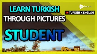 Learn Turkish Through Pictures |Turkish Vocabulary Student | Golearn