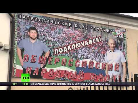 Chechnya  Republic of Contrasts RT Documentary